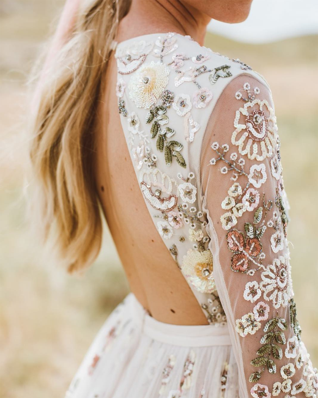 The bohochic style of dressing draws on various bohemian and folk craft influences.